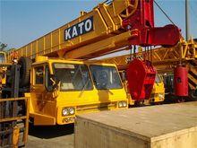 kato nk-400e truck crane