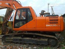daewoo dh220lc-v excavator