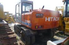 2003 HITACHI EX100WD NW4776