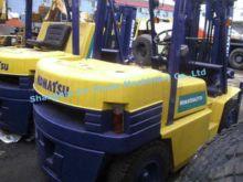 Used 2005 KOMATSU FD