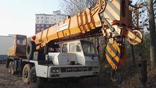2002 TADANO TG500E DV12057