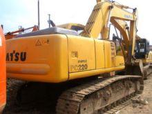 2003 KOMATSU PC220-6 RP9255