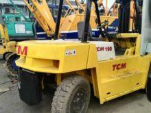Used 2009 TCM FD100