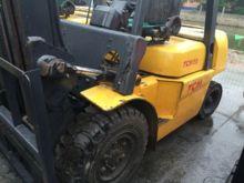 2010 TCM FD50 Forklift 5ton UZ1