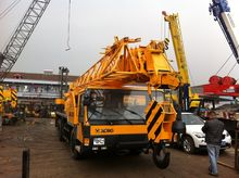 Used 2011 XCMG QY25K