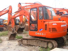 2006 DOOSAN DH60-7 YR9062