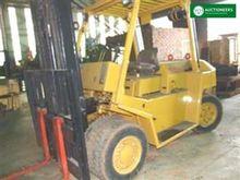 Used TCM 6Ton Diesel