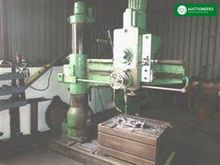 KITCHEN & WADE Radial Arm Drill