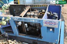 Assorted Generators Stripped