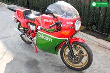 1982 002KVHGP Ducati Mike Hailw