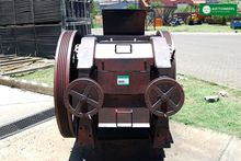 Used Roller crusher