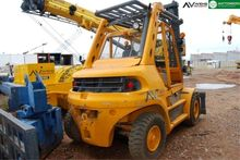 SWL 6 Ton Forklift