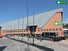 25 Meter Incline Belt Conveyor