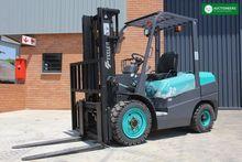 Feeler 3 Ton Diesel Forklift wi