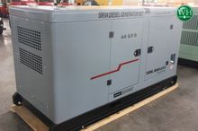 50 kVA Guard 3 Phase Silent Die