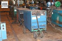 4 x Lincoln Ideal Arc Welders