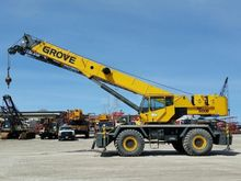 Used 2008 Grove RT65