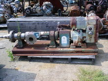 used Moyno Pump frame L-8, form