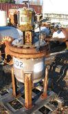 20 gallon stainless steel react