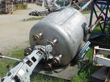 200 Gallon Stainless Steel Vess