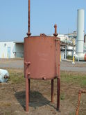 375 Gallon Carbon Steel Tank. M