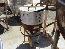 15 Gallon Stainless Steel jacke