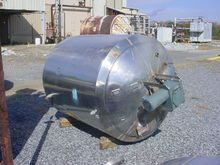 750 Gallon, Stainless Steel jac