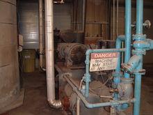 130 Ton Chiller. Compressor is