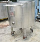 50 gallon stainless steel jacke