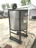 used 160 gallon Stainless Steel
