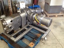 used Waukesha model 224 pump. 1