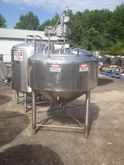 220 Gallon Crepaco Jacketed Mix