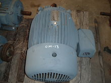 used Toshiba 40 HP, 1760 rpm el