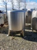 used approx. 300 gallon stainle