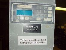 "Flex-Weigh Corp. scale. 24"" x 2"