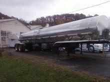 5000 Gallon Brenner Tanker Trai