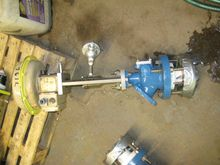 """2"""" x 2"""" Glass lined Pneumatic A"""