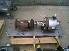 used Sine/Kontro pump Model MR-