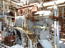 Used Cooper Bessemer Model RC9-