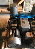 used Busch Vacuum Pump model RC