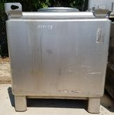 Qty (3): used 350 gallon stainl