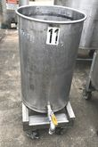 used 30 gallon Stainless Steel