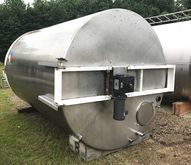 used 4000 Gallon Stainless Stee