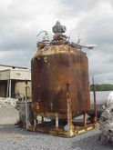 Used 3000 Gallon Gla