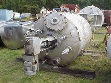 Used 750 Gallon 316