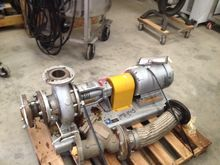 Used Sterling/Sihi Hot Oil/Ther