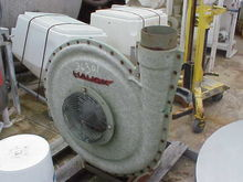 "Hauck FRP Blower. 6"" with 24"" F"