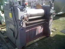 "used JH DAY 3 Roll Mill. 12"" Di"