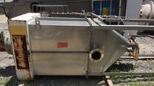 used Pulse Jet dust collector w