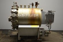 used US FILTER Pressure Leaf Fi